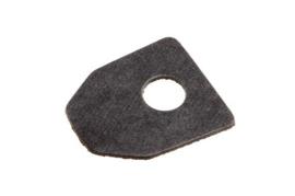 Pakking houder schutboard onderzijde
