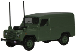 LAND ROVER DEFENDER 110 MILITARY 1:76