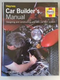 Haynes Car Builder's Manual (tweedehands)