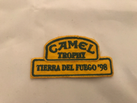 BADGE CAMEL TROPHY TIERRA DEL FUGO 1998
