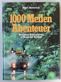 1000 Meilen Abenteuer (tweedehands)