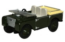 LAND ROVER SERIE 1 80 FLAT BACK 1:76