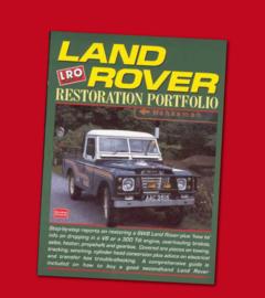 Land Rover Restauration Portfolio