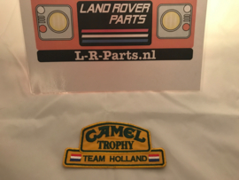 BADGE CAMEL TROPHY