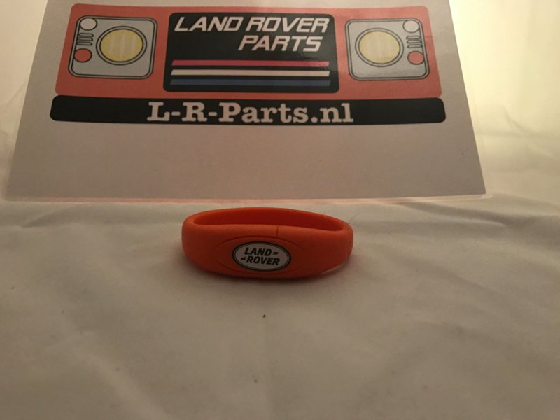 Armband Land Rover USB stick
