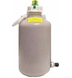 Regenereren 5 liter vat