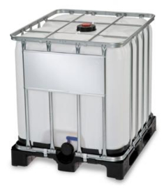 IBC Container 1000 liter  NIEUW