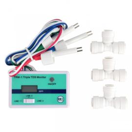 TRM-1 Triple In-line TDS meter