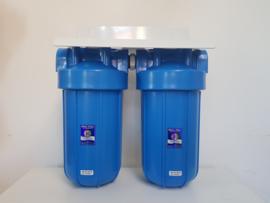 """Big Blue 10 """" twin set"""
