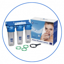 Waterfilter Trio Set