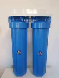 "Big Blue 20"" twin set"