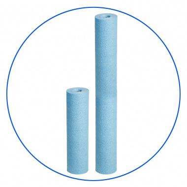 """Sedimentfilter Anti Bacterieel  , 5 micron van 100% pure polypropyleen voor 10"""" filterhuis FCPS5-AB"""