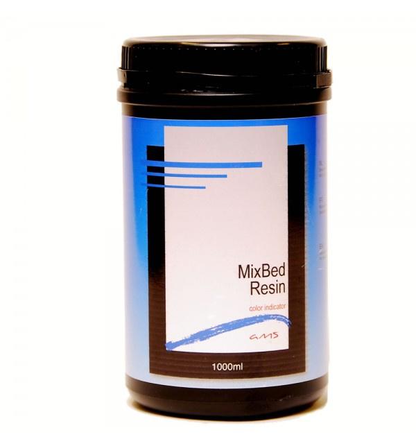 AMS Mixbed Resin  1 litre , 5 litres  ou 25 litres