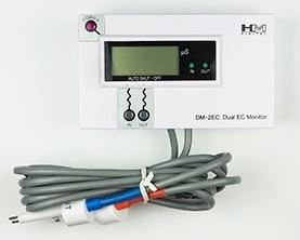 HM DM 2EC  dual in line monitor EC