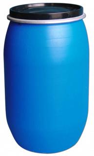 Opslagtank blauwe ton 30 liter