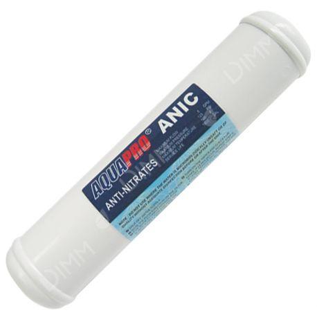 """Cartouche Anti Nitrates  Aquapro  ANIC - 12"""" X 2.5"""""""