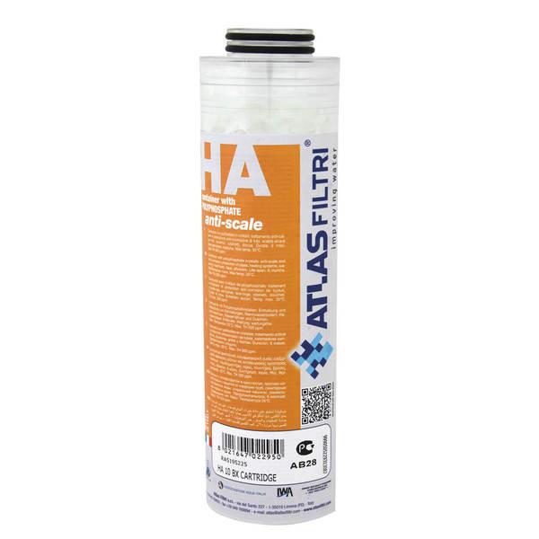 Atlas Filtri HA10BX-TS 10  Kalkfilter