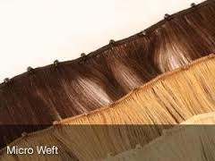hair wefts/weave