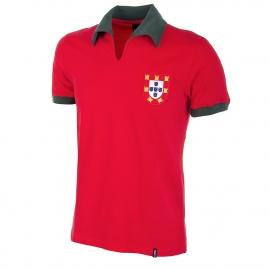 Portugal Retro voetbalshirt 1972