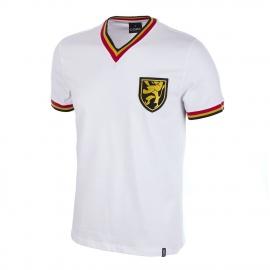België Retro voetbalshirt jaren '70 uitshirt