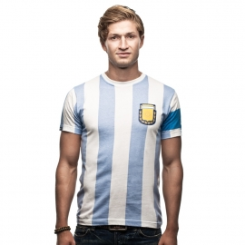 Argentinië Aanvoerder T-shirt