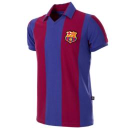 Barcelona Retro Voetbalshirt 1980