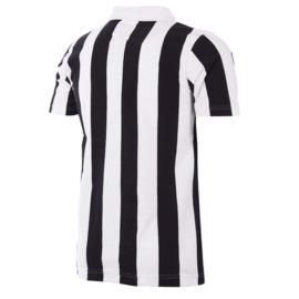 Juventus FC Retro Voetbalshirt 1960-61