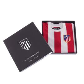 Atletico Madrid Retro Babyshirt