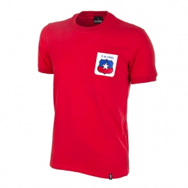 Chili Retro voetbalshirt WK 1974