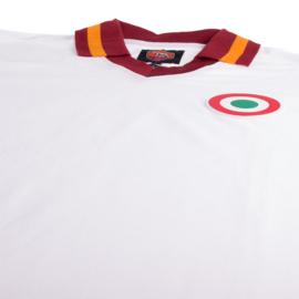 AS Roma 1980 Retrovoetbalshirt Uit