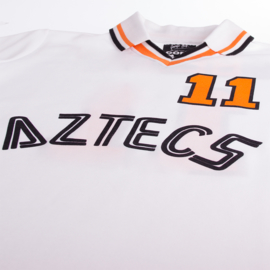 George Best L.A. Aztecs Retro Voetbalshirts 1977