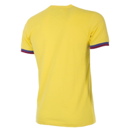 Retro Fussball Trikot FC Barcelona 1978 / 79 Auswärt
