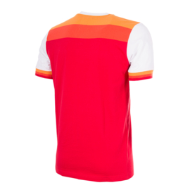 AS Roma Retro Football Shirt 1978