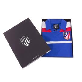 Atletico Madrid Retro Voetbalshirt 1986