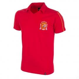 Spanje Retro voetbalshirt jaren '80