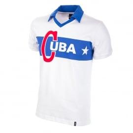 Cuba Retro voetbalshirt 1962