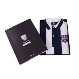 West Bromwich Albin 1953-54 Retro Voetbalshirt