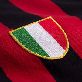 AC Milan Retro Football Shirt '60