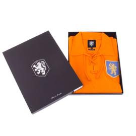 Nederland Retro Voetbalshirt 1934