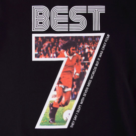 George Best Miss World T-shirt