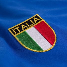 Italië Retro voetbalshirt jaren '70