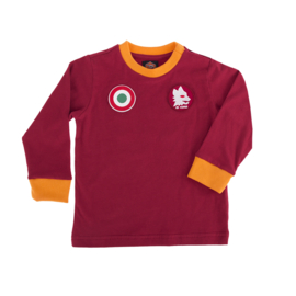 Retro Baby Shirt AS Roma