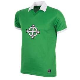 George Best Northern Ireland Retro Football Shirt