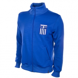Greece Retro Football Jacket 1970's