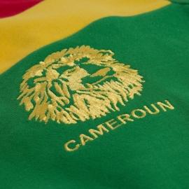 Kameroen Retro voetbalshirt 1989