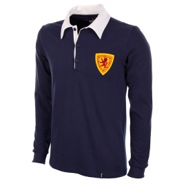 Retro Fussball Trikot Schottland '50