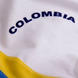 Colombia Retro voetbalshirt 1973