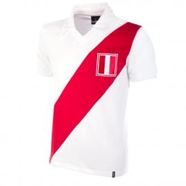 Peru Retro voetbalshirt jaren '70