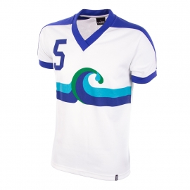 California Surf Retro Football Shirt 1980