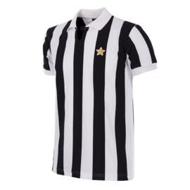 Juventus FC 1976-77 Retro Voetbalshirt thuis shirt